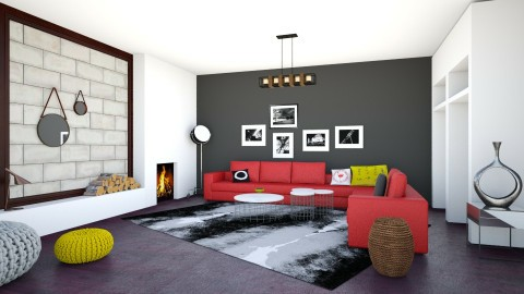 mix2 - Modern - Living room - by Artichoses