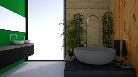 luxus - Bathroom - by bananita