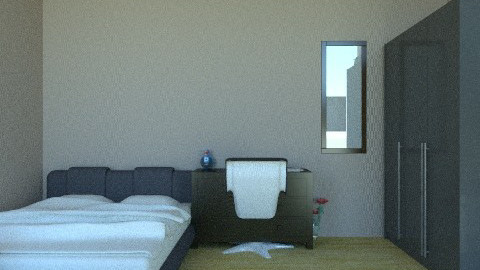 Angelique Helen - Vintage - Bedroom - by Angelique Helen