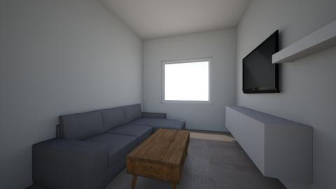 Natalia - Living room - by Aleksandra Katzig