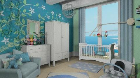 Luca - Modern - Kids room - by deleted_1566988695_Saharasaraharas
