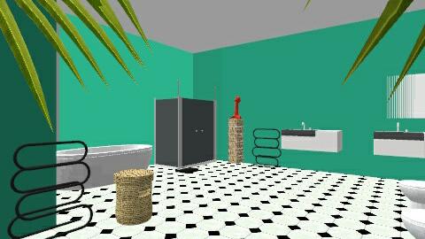 bathroom - Bathroom - by karolina1408