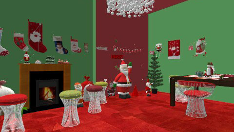 Merry Christmas!!!!! - Dining room - by prissy