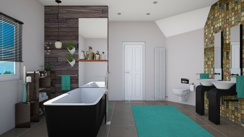 Bath New Style - Modern - Bathroom - by janip