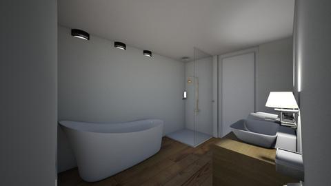 lazienka 3 - Bathroom - by AGATA murmi