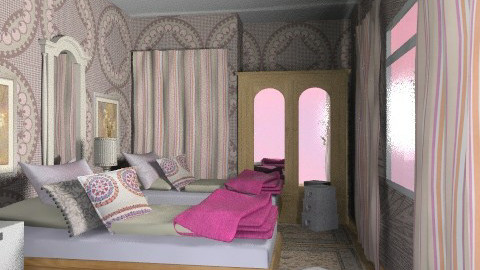 .dream - Country - Bedroom - by chania