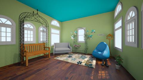mayfest memorys - Vintage - Living room - by Sabine Keppeler