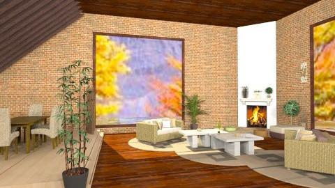 Wana - Global - Living room - by violeta1987