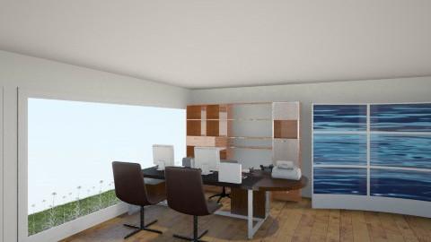 kantor satriani - Minimal - Office - by Bonie Hafiez