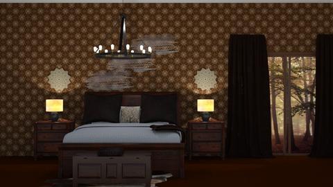 440 - Bedroom - by Jade Autumn