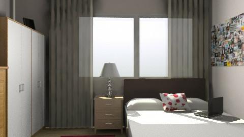 myroom - Bedroom - by yoban