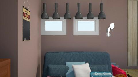 Lounge Bedroom - Bedroom - by SilverArrowz