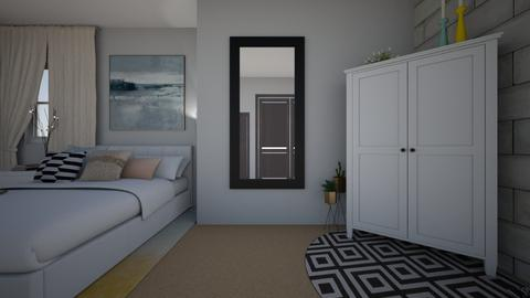 Abbys Room - Bedroom - by Amaya Marie