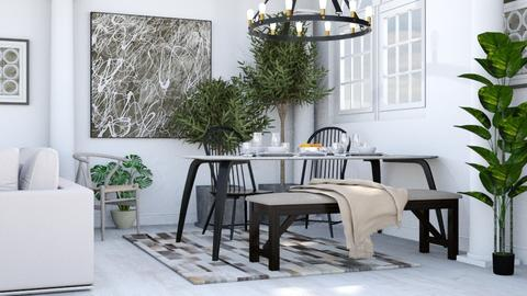 Mod Dining - Dining room - by millerfam