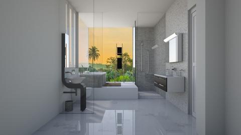 bath - Bathroom - by KC Pechangco