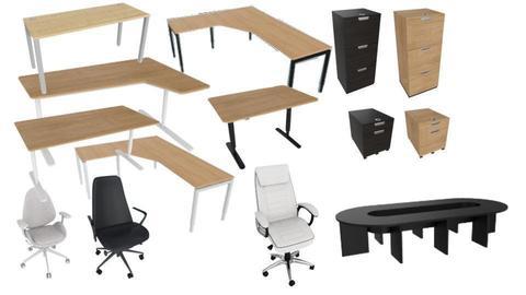Furnitures - by rodolfo eslava