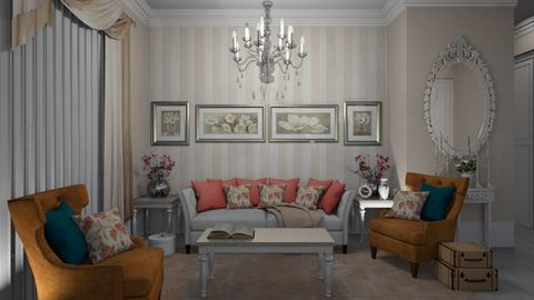 Chique living - Feminine - Living room - by Amorum X