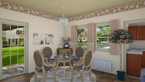 Dining Room Classic - Classic - Dining room - by Psweets