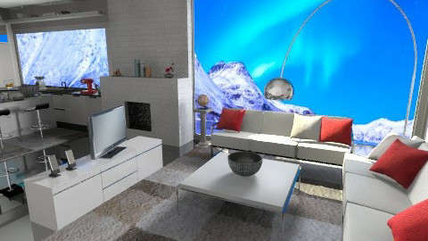 gentle room - Modern - Living room - by annabeth