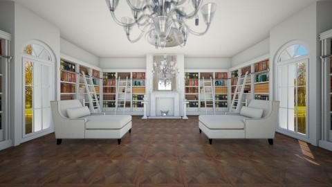 Book Lover - Classic - by camilla_saurus