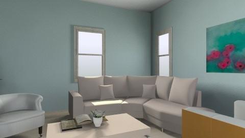 Marigold  - Feminine - Living room - by Emily_Foster12