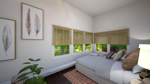 Maya Bed 5F - Bedroom - by puckermate1