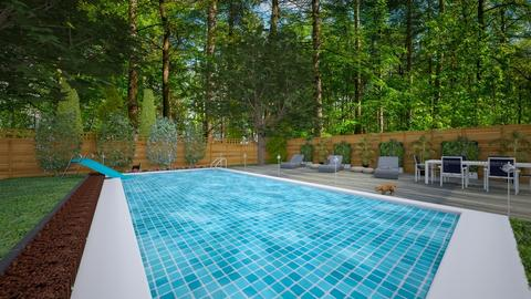 Pool - by PenAndPaper