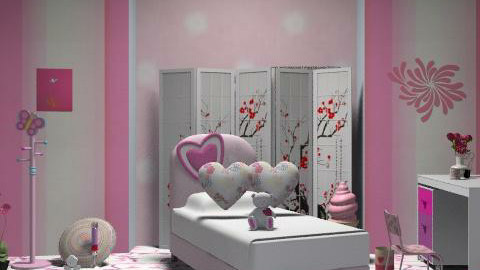 kk - Classic - Bedroom - by asifgoldpk