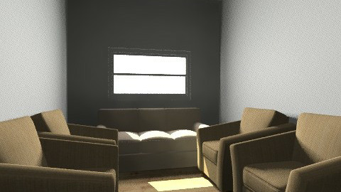 17 - Rustic - Living room - by ranya_ahmed
