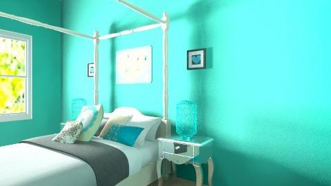 Ingrids room 3 - Feminine - Bedroom - by Kelbyn