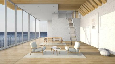 Minimalism - Minimal - Dining room - by Ivana J