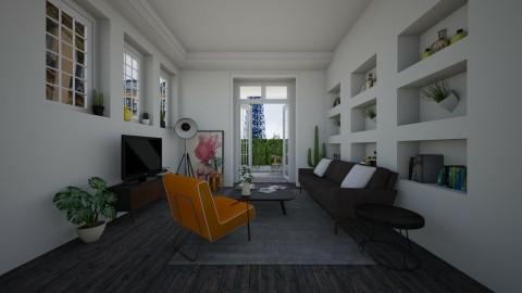 Third Design - Modern - Living room - by babybluejane