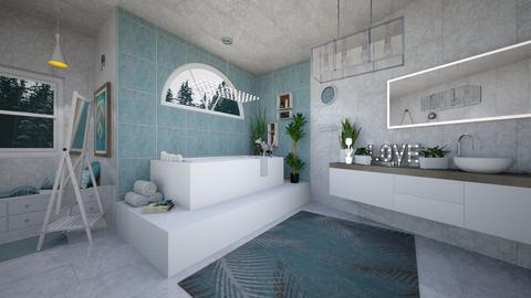 1 - Bathroom - by perevalova