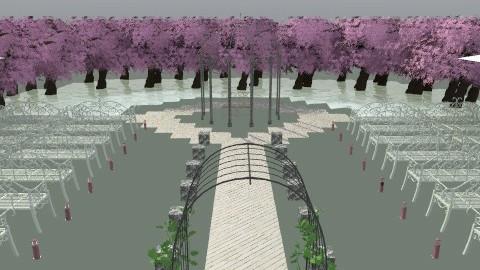 wedding - Rustic - Garden - by neyenssofie