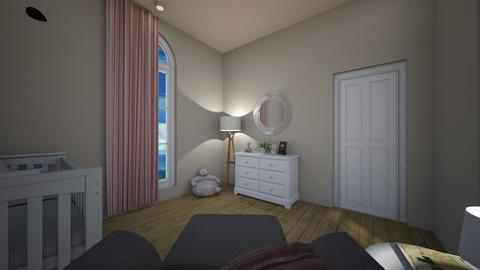 Bedroom 3 - Kids room - by juliarenee