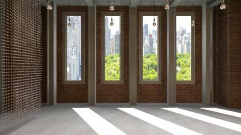 Albert Loft Lounge - Modern - Living room - by hrobertson