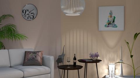 peaceful pastel - by barnigondi