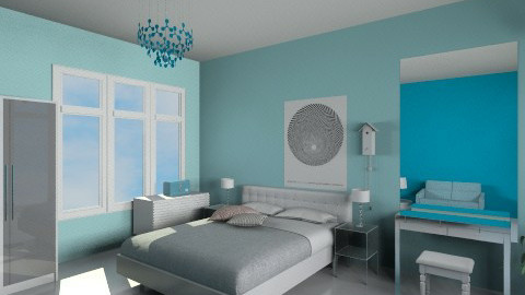New 1411 - Modern - Bedroom - by evakiew