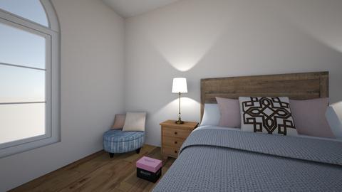habitacion mama - Bedroom - by sofiplacharuzza