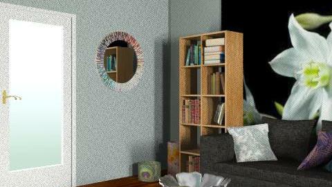 Anna's Livingroom - Retro - Living room - by mydeco77