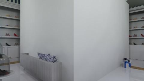 The Shoe Affair - Feminine - Living room - by Timmy Jjudd