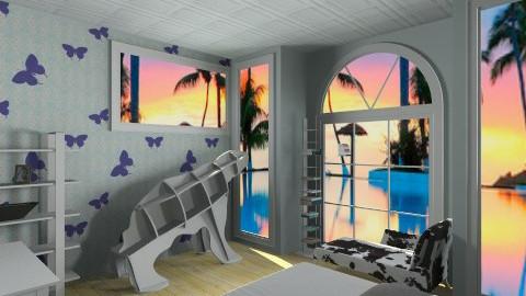 bedroomy - Bedroom - by annasashan610