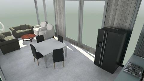 Largehouse - Modern - Living room - by Jacquie Ru