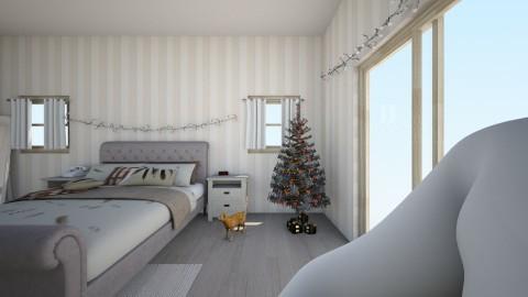 room pt3 - Feminine - Bedroom - by Maddie Freeman