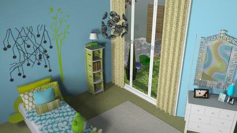 Nursery - Classic - Kids room - by jgm728