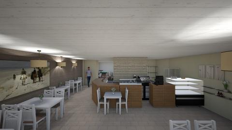 Puerto blanco pateserie  - Vintage - Dining room - by boniba