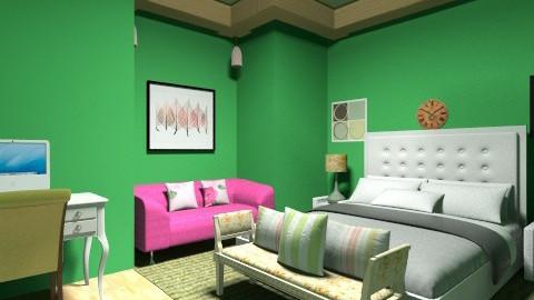 B23 - Bedroom - by apriljoyeby