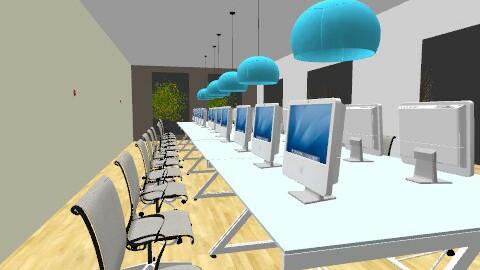 UNIVER 1 - Minimal - Office - by cibelles