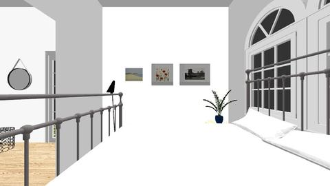 mini house - Minimal - Bedroom - by dododododododo