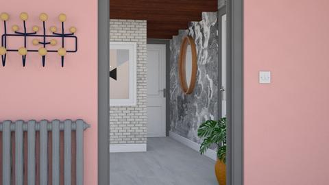 Hallway - Classic - by HenkRetro1960